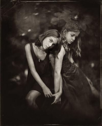 """Фотограф, използващ техника на над 160 години: """"Не съм съгласна с общоприетото схващане, че децата са сладко-невинни. Те са неподкупни! (портрети)"""