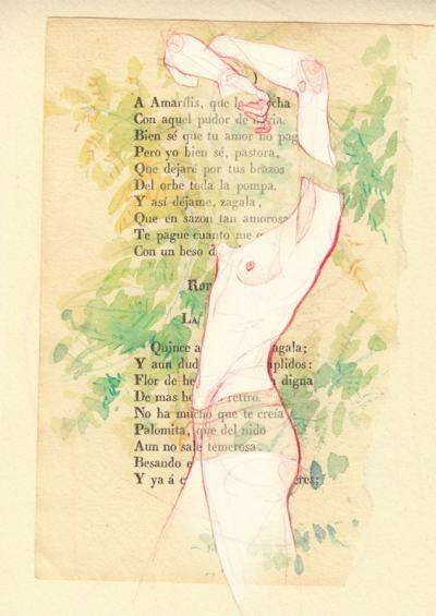 """Дръзките акварели и дигитални илюстрации на испанка, """"родена с моливи в ръката"""""""