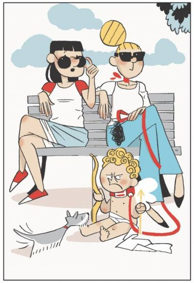 Нови 20 карикатури (и герои) от майката на Лола, любимата ни чилийска илюстраторка