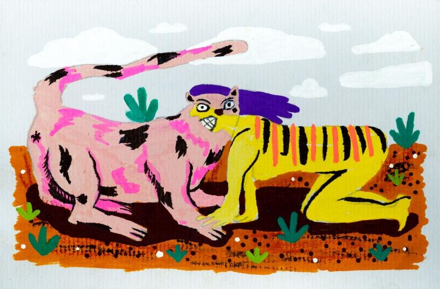 илюстрации на Chiara Dal Maso