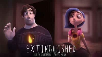 Extinguished – късометражна анимация дава рецепта за повторно разпалване на… любовта