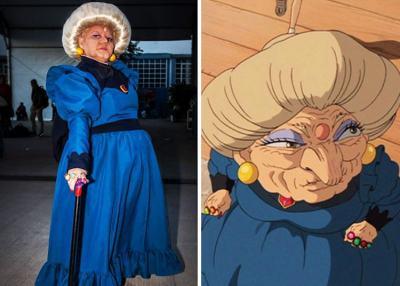 """Бразилска майка се забавлява с косплей. Защото """"възрастните"""" герои от любимите ни филми също заслужават внимание (снимки)"""