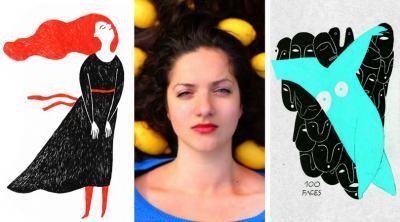 Албена Лимони: Изразявам себе си чрез рисунка (интервю)
