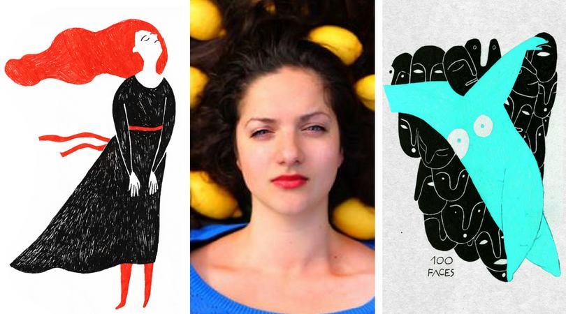 Албена Лимони и нейни илюстрации