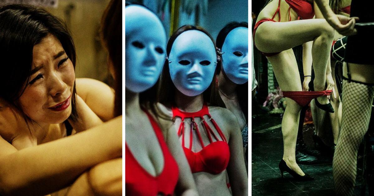 китайските нощни клубове, заснети отSergey Melnitchenko
