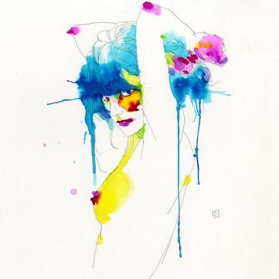 """Музите: """"най-интимните"""" илюстрации на испанеца Conrad Roset"""