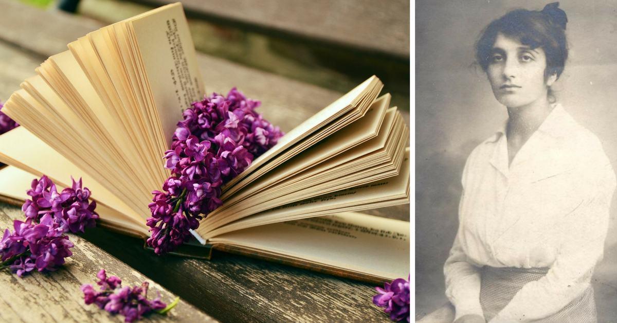 стихотворения за любовта от Дора Габе