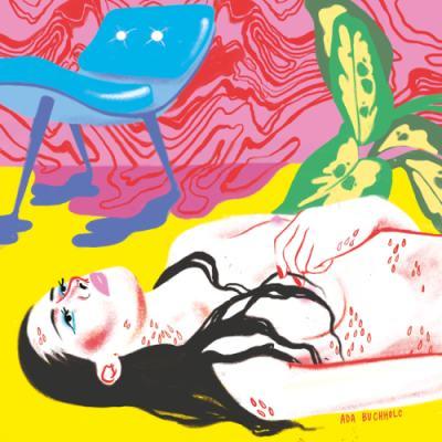 """Цветните, жизнеутвърждаващи илюстрации на полякиня, вдъхновена от """"безкрайната мирова скръб"""""""