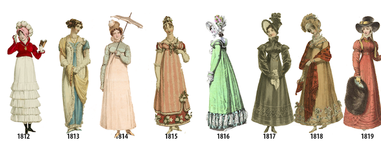 Womens Fashion History 5