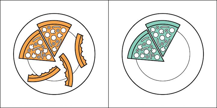 Илюстрации: на света има два вида хора