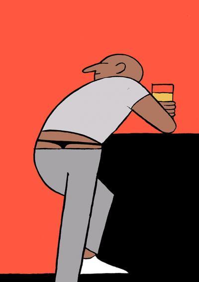 Цветна сатира на сивото ни ежедневие – в илюстрациите на Jean Jullien