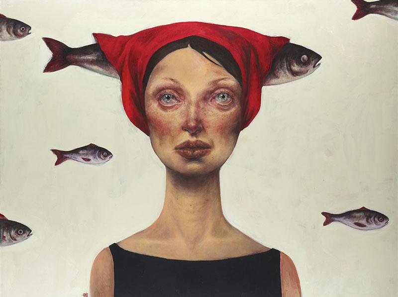 картините на Afarin Sajedi