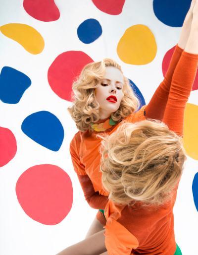 Цветно, по-цветно,… модна фотография от Jimmy Marble