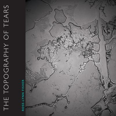 корицата на Топография на сълзите