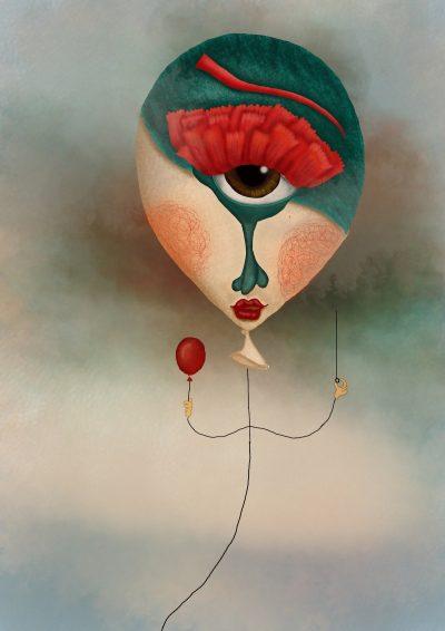 """Ana Isabel Gil, която """"неволно изплюва илюстрации"""""""
