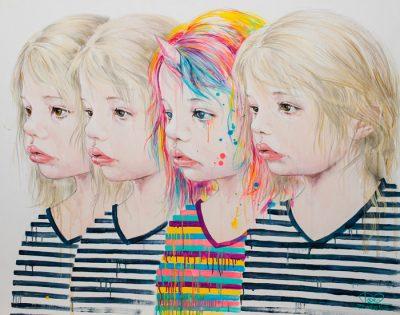 """Lora Zombie: самоука """"художничка еднорог"""" ни насърчава да не играем по правилата"""