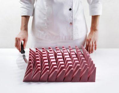 Когато архитект пече торти…(алгоритмично моделирана торта в снимки и видео)