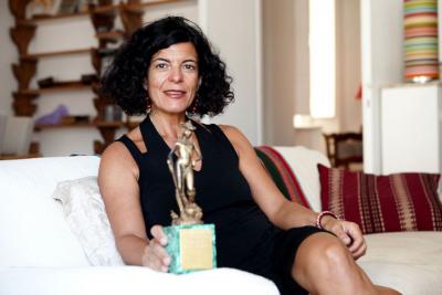 Дориана Леондеф: Красив сън ме отведе във Велико Търново, говореща идеален български (видео интервю)