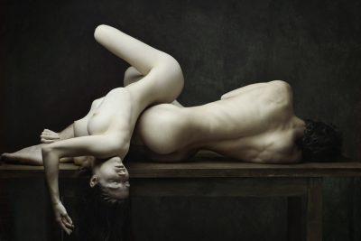 Барокова голота – в съвременната фотография на Olivier Valsecchi