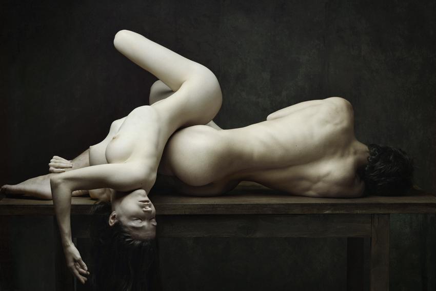 барокова голота - фотография на Olivier Valsecchi