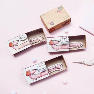 Още идеи за обяснения в любов (и картички) колкото кибритени кутийки