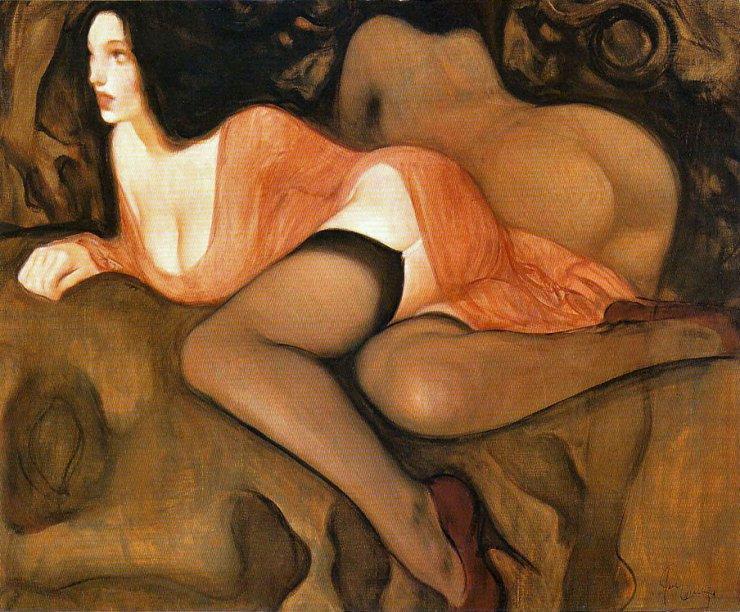 маслените платна на Paul Laurenzi
