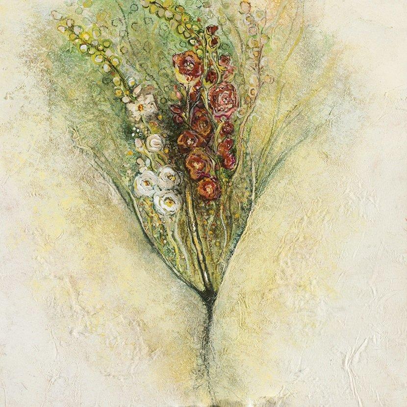 """""""Разнообразието на природата"""": художничка рисува вагини-цветя като (само)терапия"""