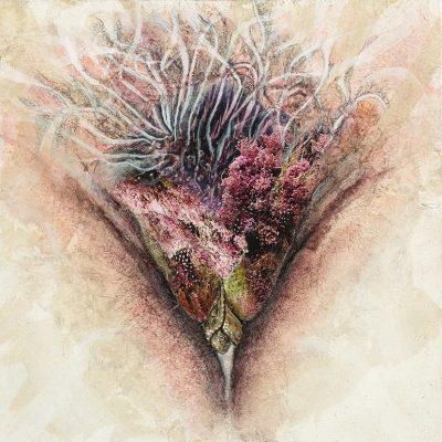 """""""Разнообразието на природата"""": отделила се от църквата на Мормоните художничка рисува вагини-цветя като (само)терапия"""