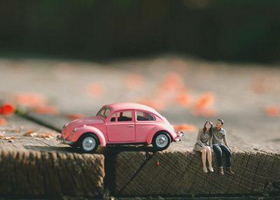 Сватбена фотография от Тайланд: където младоженците са миниатюрни, а любовта – гигантска