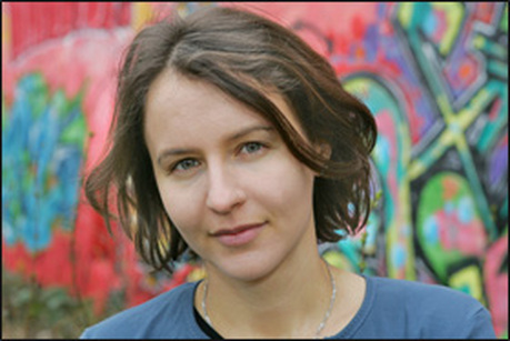 Алина Бронски, автор на Последната любов на баба Дуня