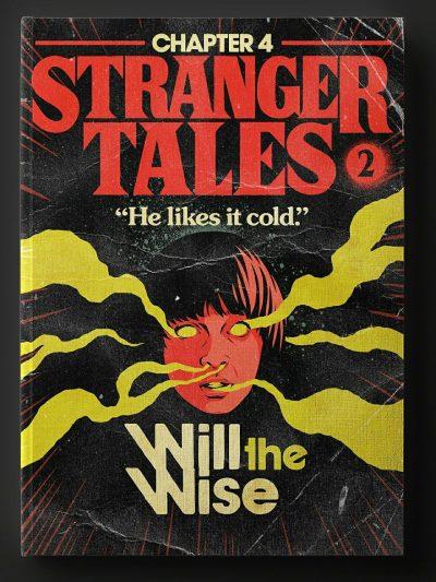 """Сериалът """"Странни неща"""" 2 (Stranger Things2 ) претворен в… 80-тарски плакати"""