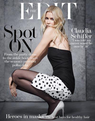 Клаудия Шифер за The Edit: Казваха ми, че до 30-годишна възраст кариерата ми ще приключи (фотосесия и интервю)