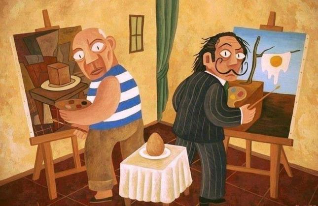 карикатурите на David Vela Cervera