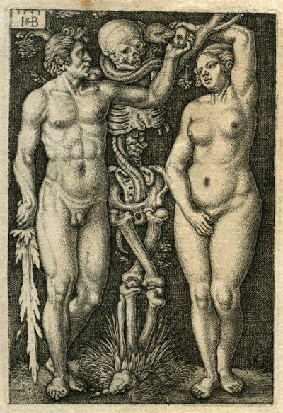 """Еротичните гравюри на """"безбожния художник"""" Себалд Бехам (1500 – 1550)"""
