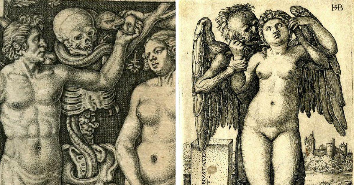 гравюри на Себалд Бехам (1500 - 1550)