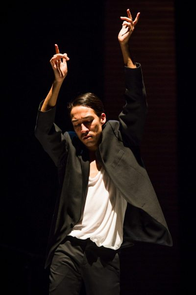 хореографът Тражал Харел ни гостува със зрелищен пърформанс
