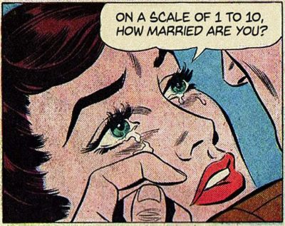 """Артист размишлява над """"модерната любов"""" като увлича стотици в пресъздаването на винтидж комикси"""