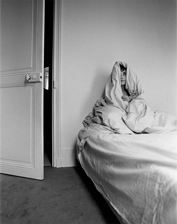 Автопортрет на Кейт Бари