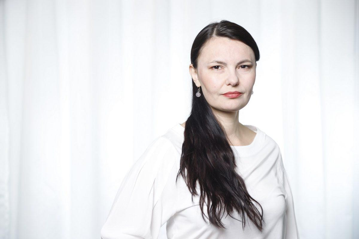 Гергана Димитрова, съставяща поредицата Детски шедьоври от велики писатели