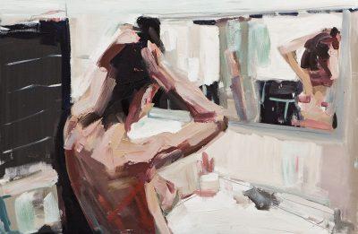 Еротика и болка – изпод експресионистичната четка на Йоланда Дорда