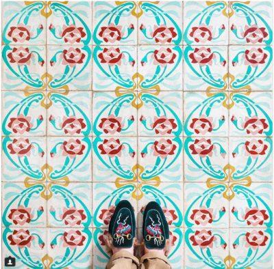 Да се влюбиш в Куба докато гледаш… в краката си (снимки на най-красивите подове)