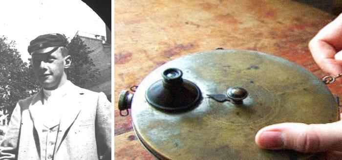 """Удивителните фотографии на19-годишен студент, крил """"шпионска"""" камера в дрехите си в края на 19 век"""
