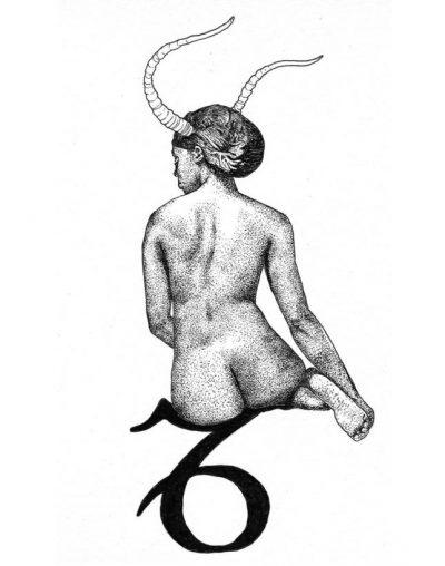"""""""Мастилени"""" зодии размишляват над женската идентичност и сексуалност (илюстрации)"""