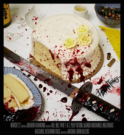 Celebrated For You: Обсебени фенове приготвят торти за любими режисьори (фотопроект)