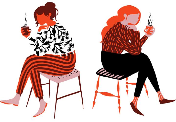 илюстрациите на Karolin Schnoor