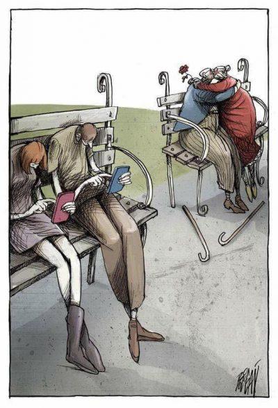 """Безмълвна и """"много кубинска"""" сатира – в карикатурите на Анхел Болиган"""