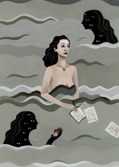 """""""Литературни вещици"""": 30 писателки заживяват нов живот в поетична книга и магични илюстрации"""