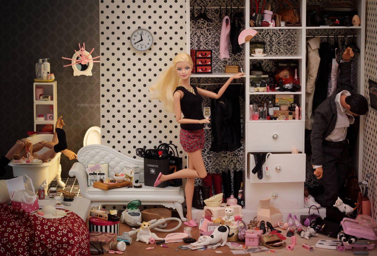 снимки на Барби