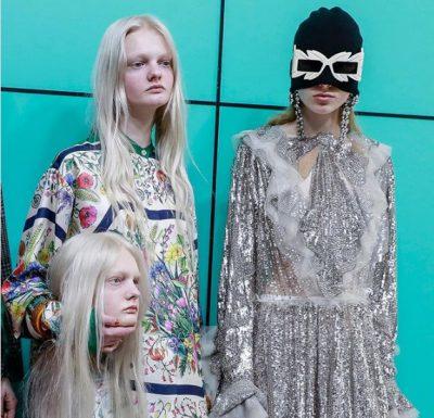 Кинематографичното хибридно пиршество на Gucci