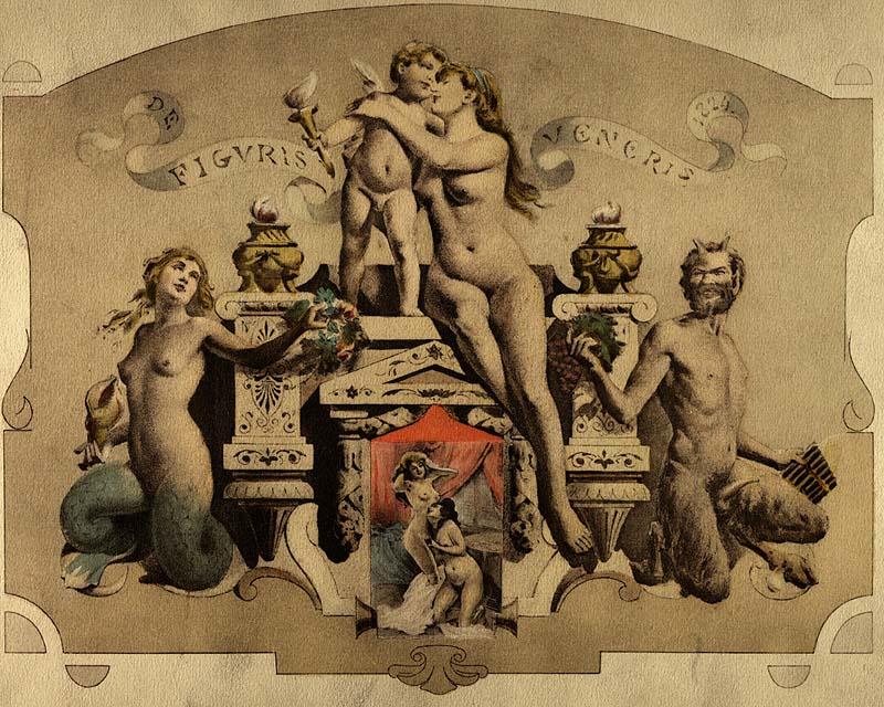 илюстрация на Едуар-Анри Аврил
